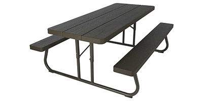 Rent Brown Picnic Table